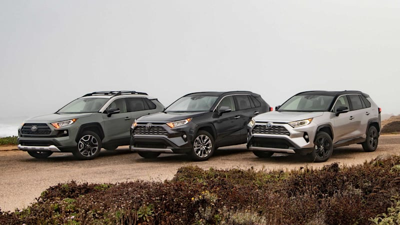 2019 Toyota RAV4 Reviews | Price, specs, features and photos | Autoblog