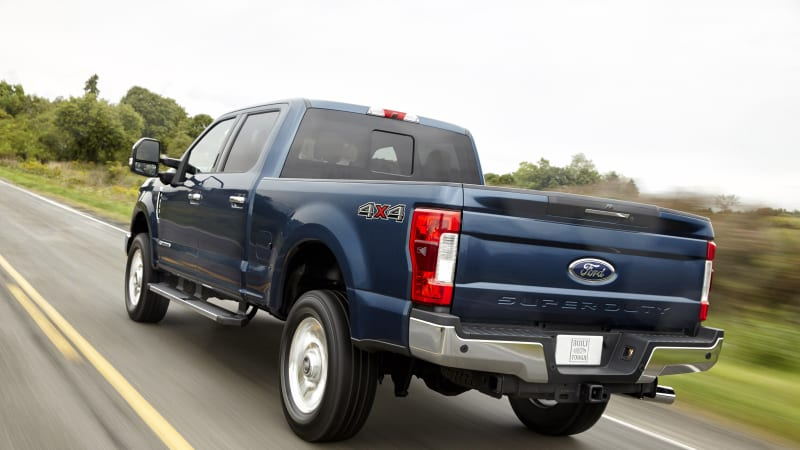 NHTSA investigates self-opening Ford pickup tailgates - Autoblog
