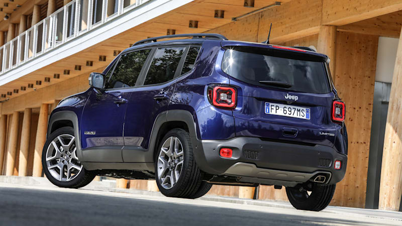 New Jeep Models >> Fca Is Introducing Fiat And Jeep Models It Will Build In Italy