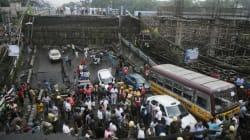 Kolkata Bridge Collapse: 1 Dead, 25 Injured As Opposition Blames TMC For