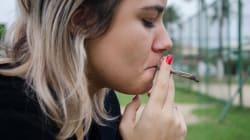 Fumer du cannabis augmenterait le risque
