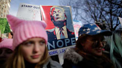 Women's March Draws Massive Crowds In Cities Across The