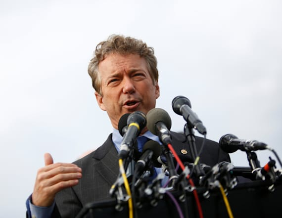 Trump says Senator Paul will vote for tax cuts