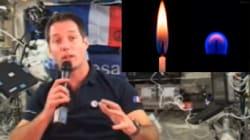 Que se passe-t-il si Pesquet allume des bougies dans l'espace pour son anniversaire