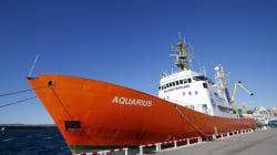 À quai depuis un mois à Marseille, l'Aquarius va reprendre sa mission de sauvetage en