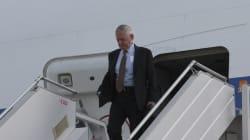 Les talibans ont visé l'avion du secrétaire américain de la Défense avec des