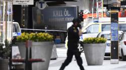 Un camion renverse des piétons en plein cœur de Stockholm, un
