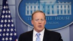 Trump nomme un nouveau directeur des communications, le porte-parole Sean Spice claque la