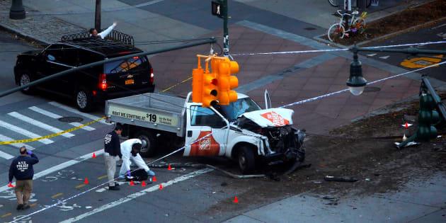 L'auteur de l'attentat de Manhattan, un Ouzbek arrivé aux Etats-Unis en 2010.
