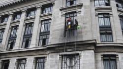 Lo que revela el incendio en el Palacio de Bellas