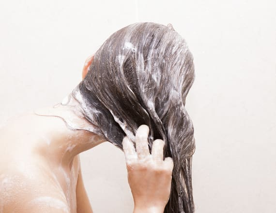 This shampoo cured my flaky scalp