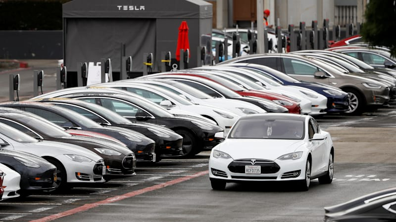 Tesla looking at becoming an electricity provider in Germany