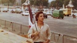 Louis Sarkozy rend hommage à son