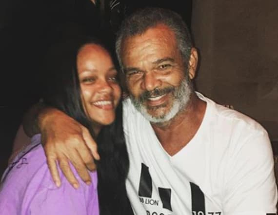 Rihanna sues her own father