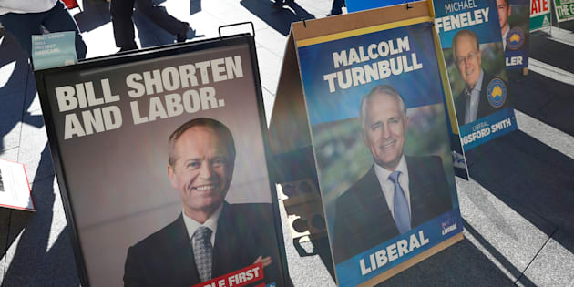 Sportsbet'sodds are forecasting the Coalition will win 79 seats to Labor's 66.