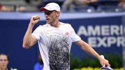 John Millman Beats Roger Federer In Stunning US Open Upset To Set Up Novak Djokovic