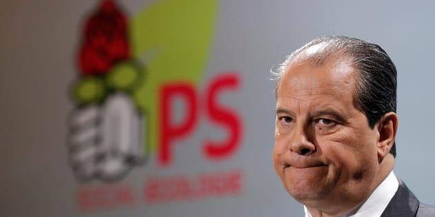 La demie-seconde durant laquelle Jean-Christophe Cambadélis a pensé être candidat à la primaire du PS