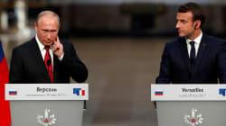 L'Etat français fait en sorte d'accueillir un réfugié homosexuel tchétchène au moment où Poutine en parle à