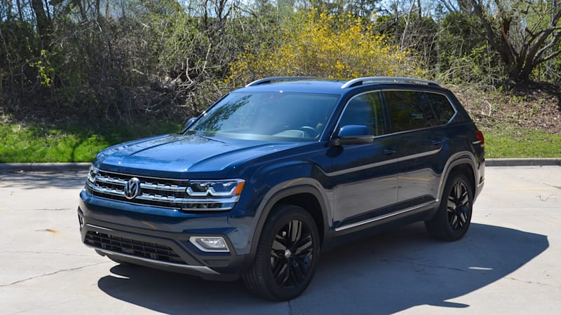 2019 VW Atlas Reviews | Price, specs, features and photos