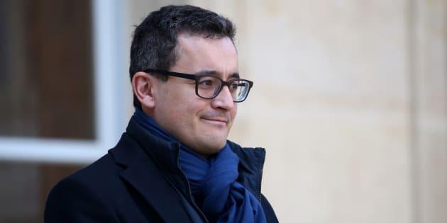 Le prélèvement de l'impôt à la source sera décalé d'un an pour les salariés des particuliers, a annoncé Gérald Darmanin (ici le 21 février).