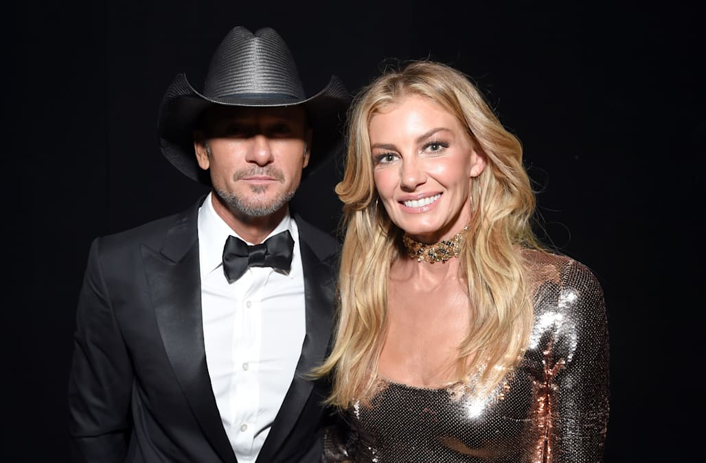 Faith Hill And Tim McGraw Are Celebrating Their 21st Wedding Anniversary With The Announcement Of First Collaborative Album Rest Our Life