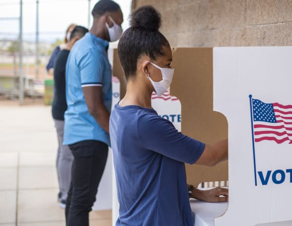 Court halts order for masks at Texas polling places