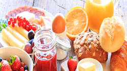 5 sencillas opciones de desayunos saludables para empezar con todo el