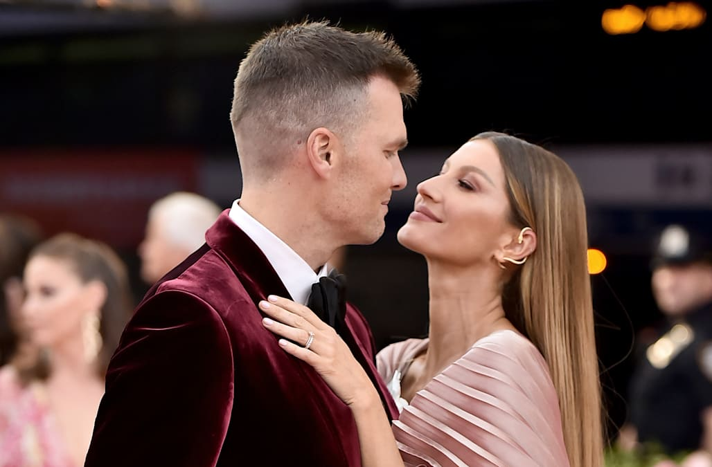 Tom Brady and Gisele Bündchen's cutest red carpet moments