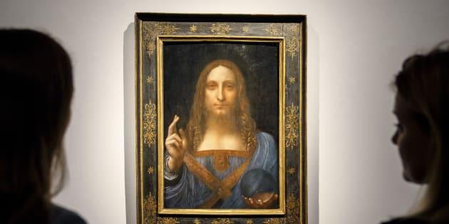 Ce tableau de Léonard de Vinci est désormais le plus cher du monde.