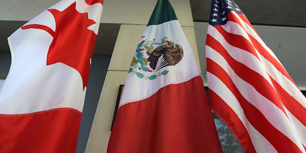 The USMCA still has to be ratified by the governments of Canada, Mexico and the U.S.