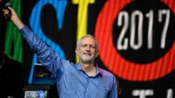 Jeremy Corbyn's Glastonbury Festival Speech Mocks Donald