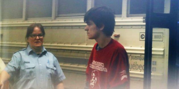 Les parents d'Alexandre Bissonnette brisent le silence — Attentat de Québec