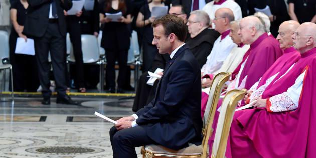 La visite de Macron au pape montre que politique et religion méritent plus qu'une heure de dialogue.