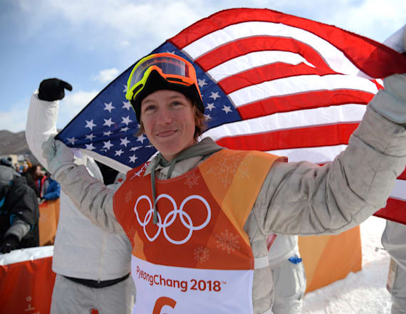 Red Gerard on his plans after winning olympic gold