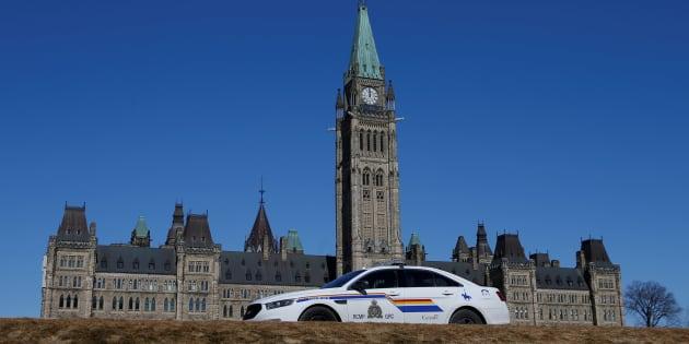 Ottawa était l'hôte de la rencontre des ministres de la Sécurité publique du Groupe des cinq.