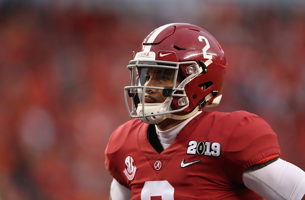 1c403dc783794 Oklahoma will have its third starting quarterback in three years in 2019.  It s likely going to be a very familiar face to college football fans.