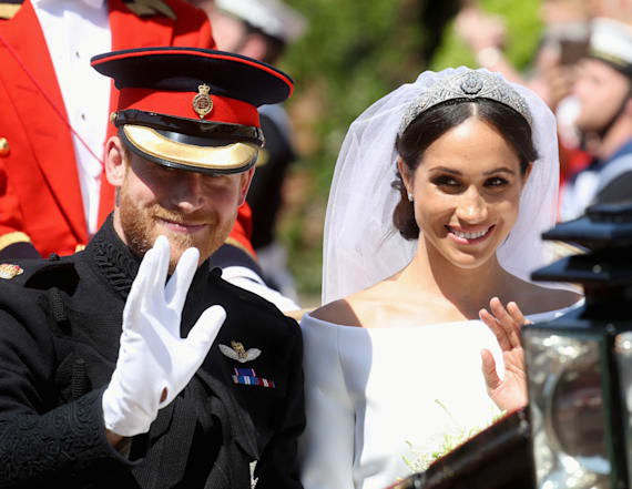 Prince Harry and Meghan Markle to honeymoon here