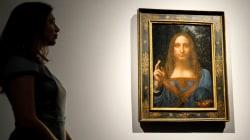 Un Vinci controversé star des enchères d'automne à New