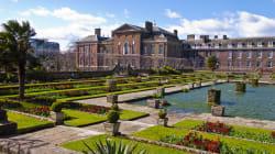 Le palais de Kensington servira de foyer pour Meghan et