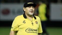 Maradona brièvement hospitalisé après des examens de