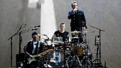 U2 débarque à