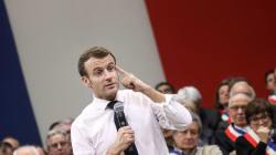 Lors d'un second débat marathon, les maires avertissent Macron sur les risques d'un