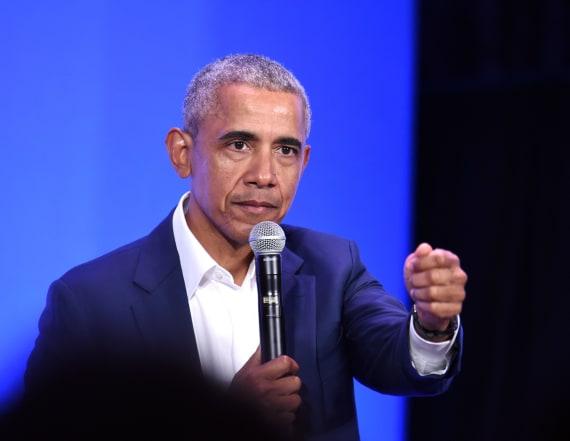 Barack Obama talks about toxic masculinity
