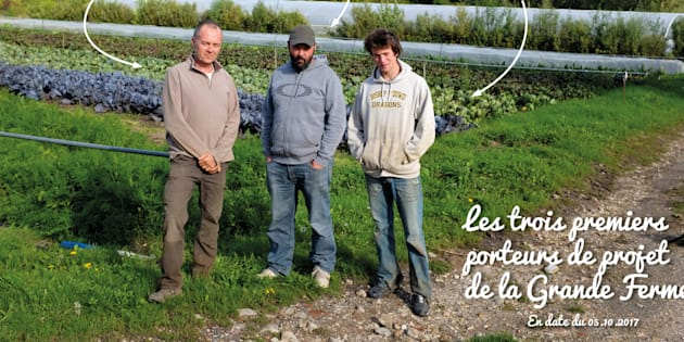 Salon de l'agriculture: Ces fermiers écolos ont un plan pour passer de l'utopie à l'exploitation commerciale sans se renier