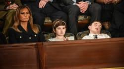 Joshua Trump: de niño 'bulleado' a ídolo de