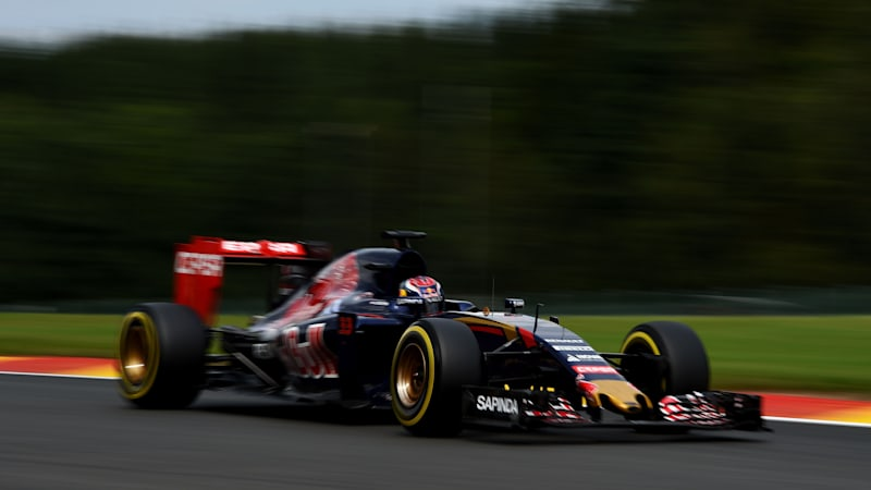Rookie F1 driver snags best pass of the year award [w/video]
