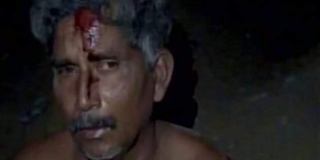 Cow vigilantes arrested for assault on Indian officials