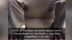 Après avoir filmé son harcèlement sexuel dans le métro, elle porte