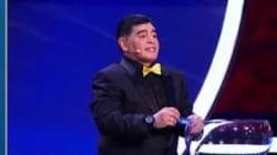 Cette vanne qui visait Maradona est