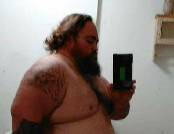 Man loses 230 pounds to join the US Army